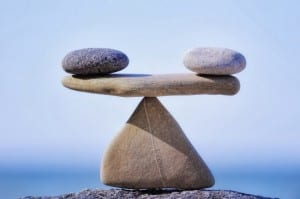 чувство баланса в отношениях